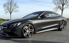 G-POWER改奔驰S 63 AMG Coupe