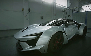 W Motors全新超跑Fenyr SuperSport