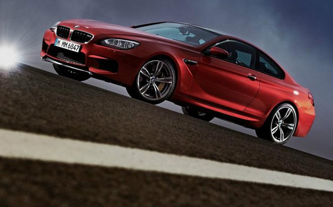 """BMW M6""""兄弟相残"""""""