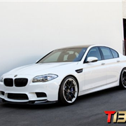 就爱黑与白 European Auto Source再打造BMW F10 M5