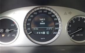 8888公里详谈奔驰GLK细节与感受