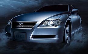 丰田锐志改装AP刹车系统