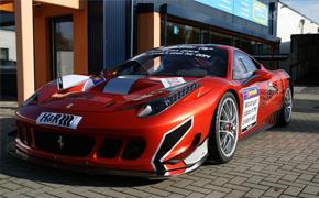 法拉利458改装 工厂赛车版