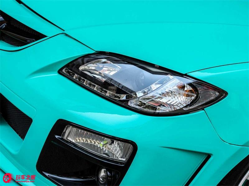 马自达3改装案例高清图片