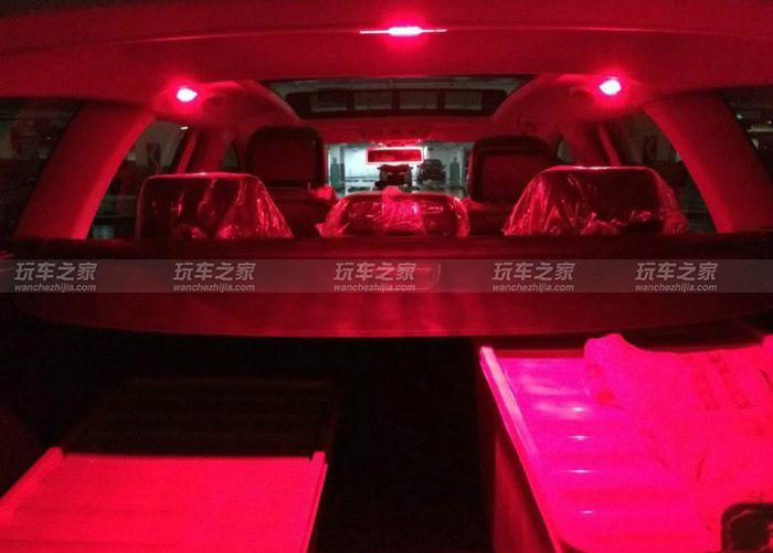 迈腾旅行版B7改装案例 旅行车改装