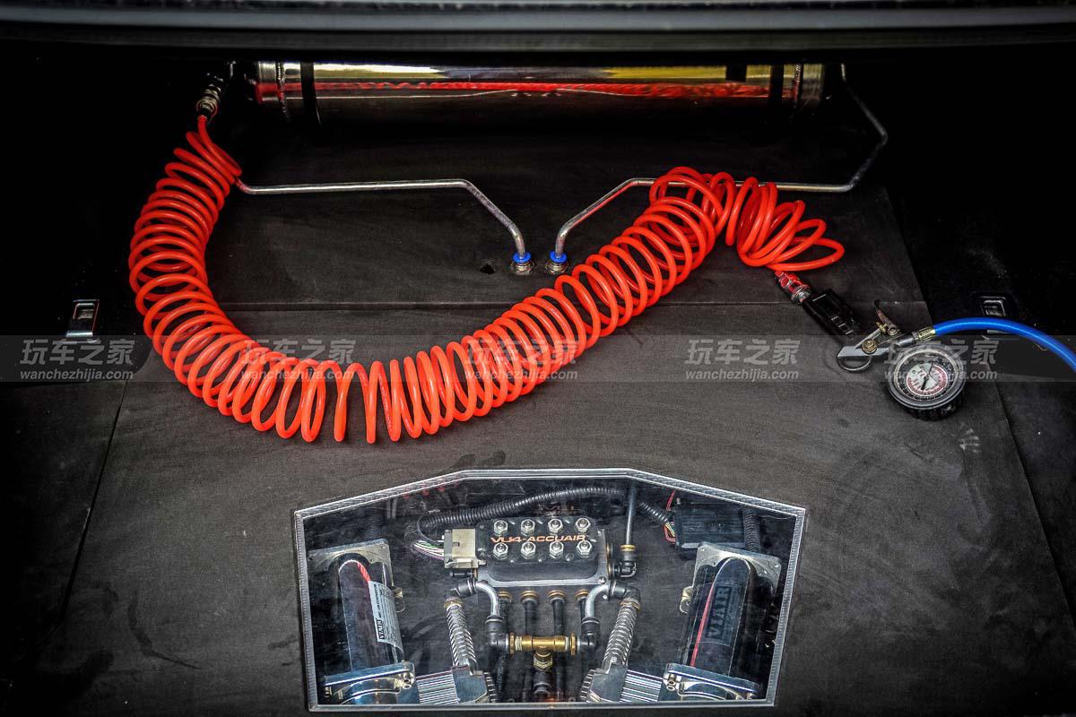 定制宽体 雷克萨斯GS350改装案例