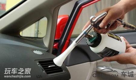 汽车易潮死角分析 防止潮湿与生锈的3大妙招