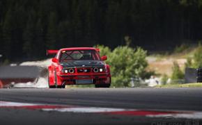 宝马5系E34赛车 从商务车到赛车的蜕变