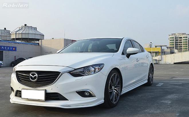 阿特兹改装Mazdaspeed包围 操控升级