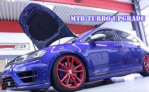 485匹性能钢炮 高尔夫7R改装MTB四阶