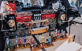 他把日本装到了后备箱里 全国最骚景逸改装案例