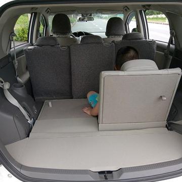 丰田逸致第三排座椅配件渠道来源 改装心得