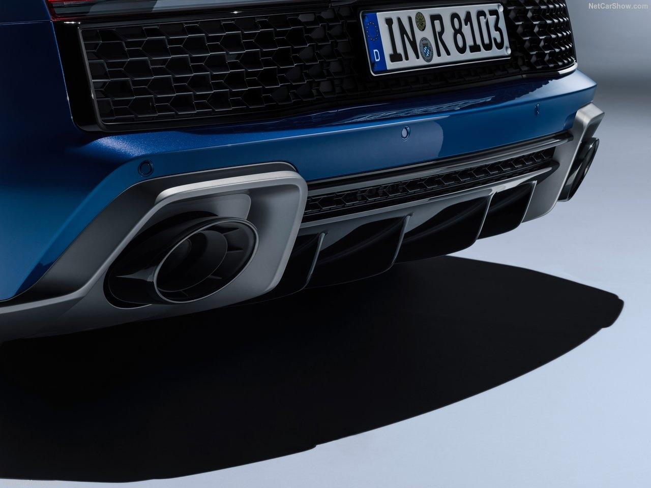奥迪新款R8官图发布 2019年初上市