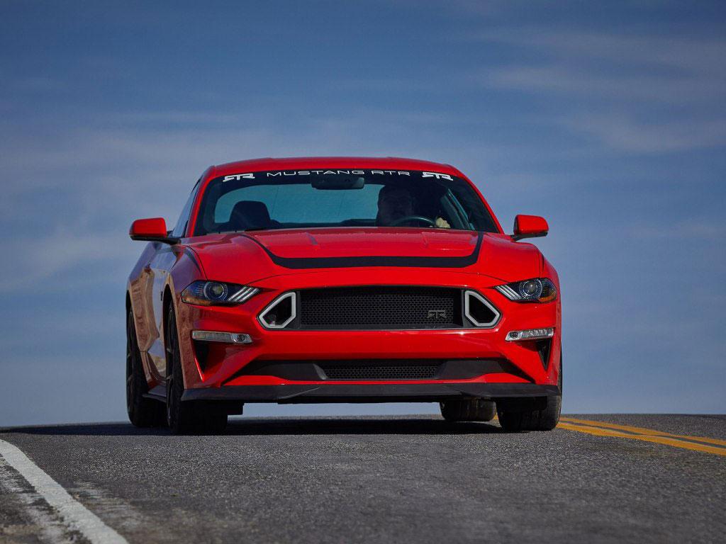 福特Series 1 Mustang RTR官图发布 为漂移而设计