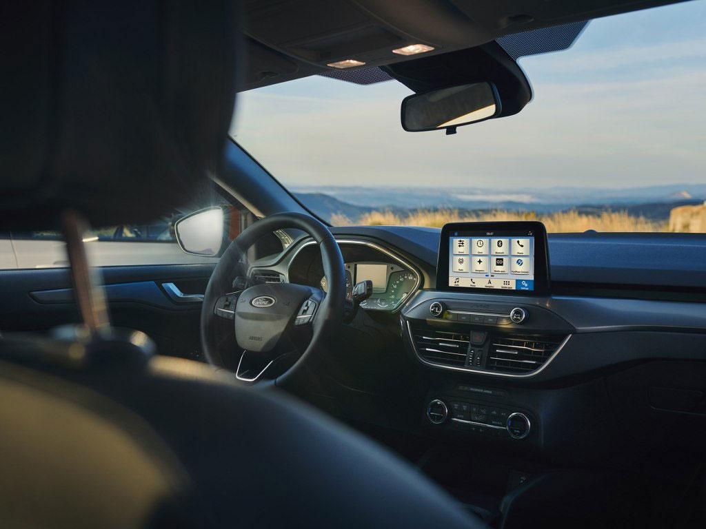 新福克斯Active Wagon车型官图发布 定位跨界旅行版