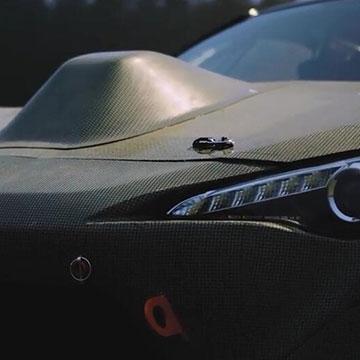 """引擎盖上有犀牛角 HGK最新力作""""RHINO""""GT86"""