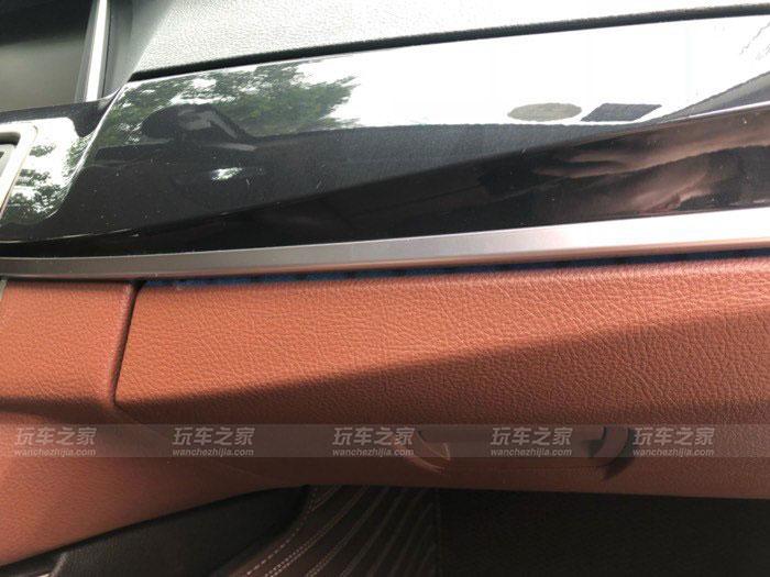 进口宝马520i改装案例 标轴改装M5包围更帅气