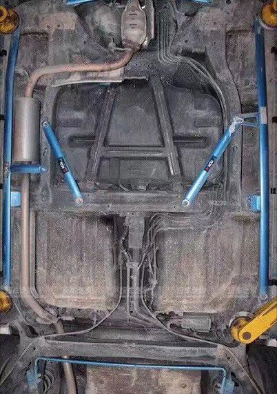 本田飞度GE8改装涡轮 1.3移植1.5发动机