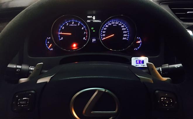 丰田锐志轻度性能升级案例