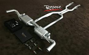 GLS的探索之旅:GLS550 升级Repose中尾段阀门排气