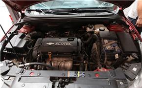 小车 科鲁兹 1.6L 刷ecu动力升级 范式汽车气质源于内在!