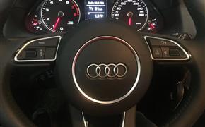 奥迪Q5改装增加定速巡航 开车更安心