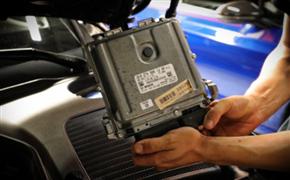潇洒 奔驰GLC260 2.0T 刷ecu动力升级 打造强大心脏!