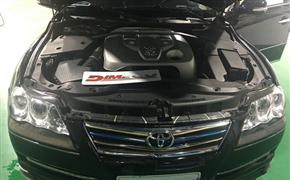 丰田锐志 2.5L  动力升级 刷ecu 极致的生华