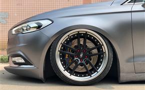 福特蒙迪欧改装气动造型 低趴 卡边 「终极进化」
