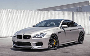 Enlaes EGT6 BMW M6改裝套件包