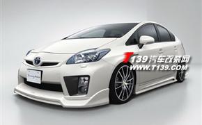 混合动力也能改 Tommy Kaira改装丰田普锐斯(Prius)