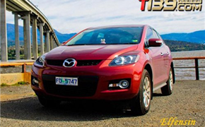 海外车友谈顶配版马自达CX-7改装记