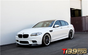 就愛黑與白 European Auto Source再打造BMW F10 M5