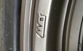 奔腾B70改装轻量化轮毂及使用感受