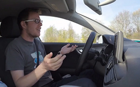 奥迪Audi A7自动驾驶