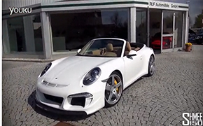 991 Turbo RUF RT-35 630马力
