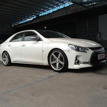2.5改3.0 丰田新锐志一年改装历程