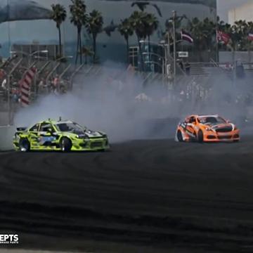 Formula Drift漂移大赛