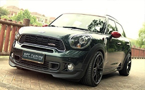 MINI COUNTRYMAN JCW操控改装升级