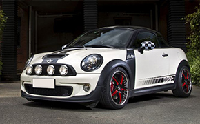 MINI COUPE COOPER S改装案例