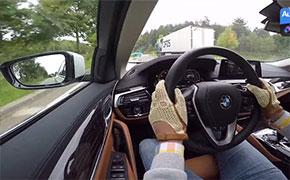 全新宝马530d在高速开到250km/h要多久