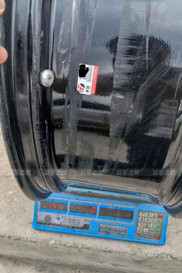 2018款长安CS75改装锻造轮毂 颜值舒适度一起提升
