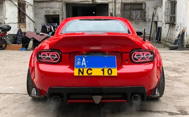 连续买了两辆马自达MX-5NC 车主精心改装拿来做收藏