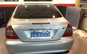 """DT成功""""洗脑""""奔驰E280  升级ECU"""