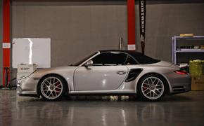 保时捷911 3.8TT fsauto刷ecu动力升级 激发无与伦比的潜力!