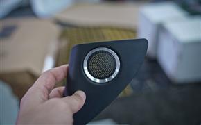 奥迪Q5 bo音响+四门隔音+电吸门   天籁音质!