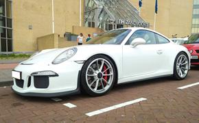 保时捷911改装GT3包围,升级原厂顶配外观!
