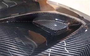 迈凯伦650S改装P1机盖,高品质碳纤维!
