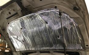 奧迪A4全車隔音改裝GT環保隔音+大能低頻王享受安靜旅程