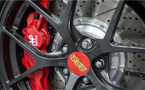 AP 6活塞卡钳,Di-gi Tec 一阶,轻量化锻造轮毂,这是一辆跑得快也刹得住的林肯MKC